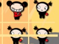 Game Pucca Tic-Tac-Toe. Παίξτε online