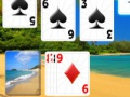 Game Απόκρυφες Beach Solitaire. Παίξτε online