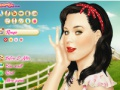 Game Μακιγιάζ Katy Perry. Παίξτε online