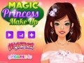 Game Magical Princess Μακιγιάζ . Παίξτε online